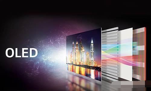 2017年中国厂商OLED面板出货量近1000万片