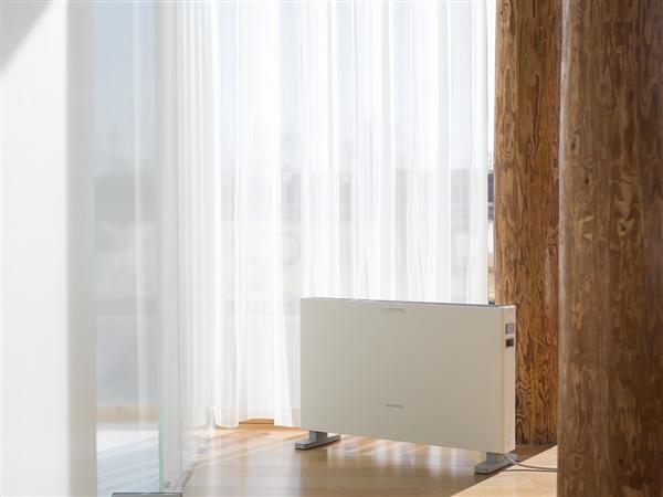 智米电暖器发布:对流式加热设计