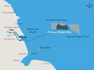 世界最大的离岸风电场在英国建设 占地407平方公里