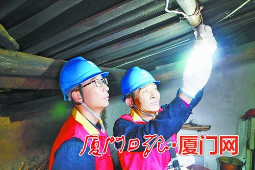 电力建设快马加鞭 国网厦门供电公司构筑坚强厦门电网