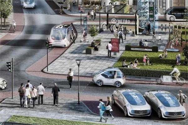 奔驰与博世开发无人驾驶出租车 未来几个月将投入路测