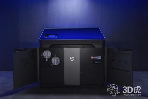 惠普推出全彩色Jet Fusion 300/500 3D打印机
