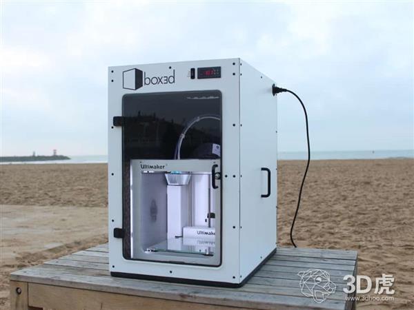 box3d为其3D打印外壳套件发起众筹 众筹价199欧元