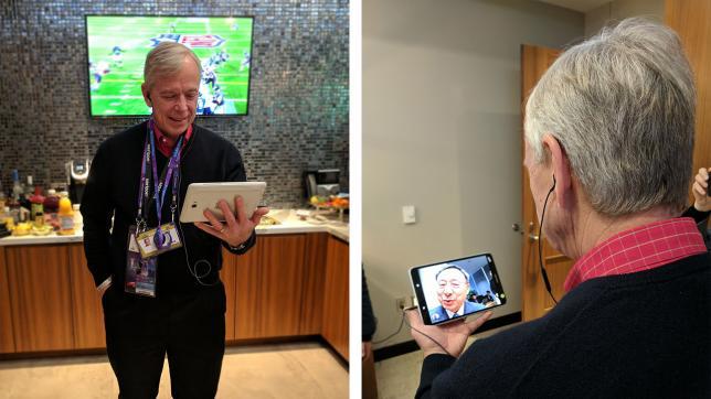 三星平板打通世界上首个5G预商用视频电话