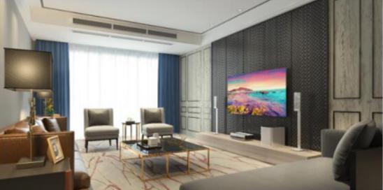 海信4K激光电视全球旗舰体验厅落户国美西门店
