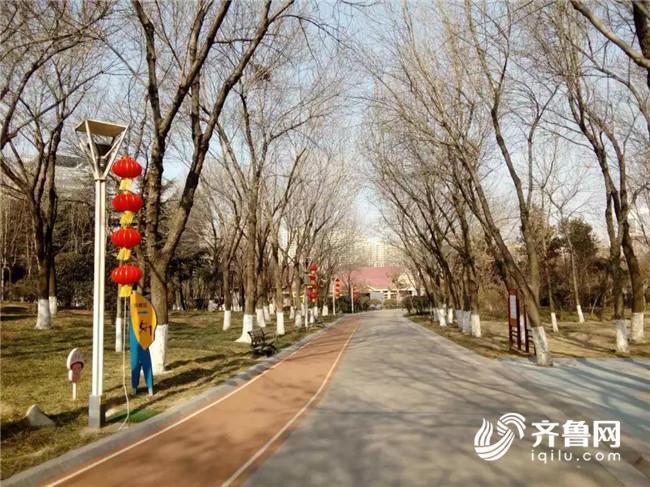 春节期间日照将开启景观亮化 持续20多天