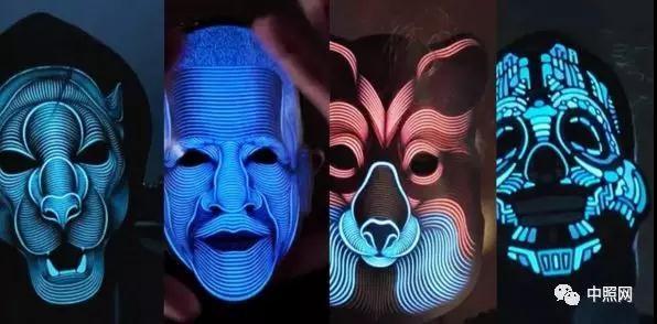 LED变脸记:不但会发光 还会听歌