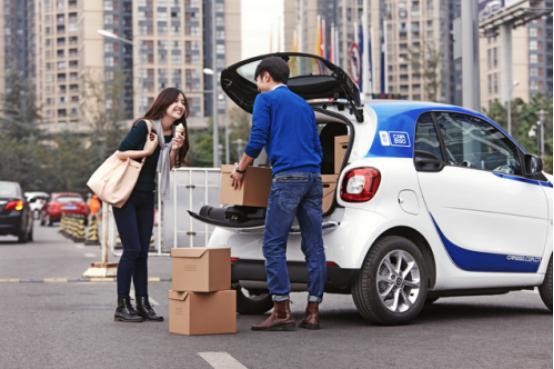 共享汽车成为时尚,你准备好拥抱它了吗?