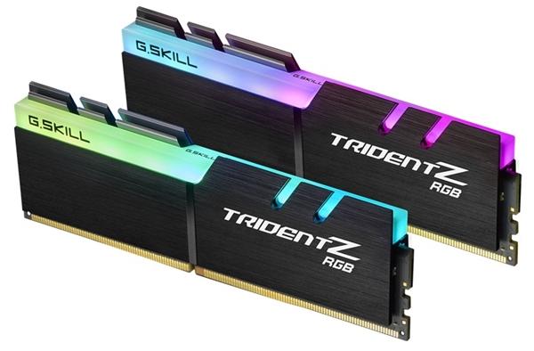 1.45V电压!芝奇发布史上最快内存DDR4-4700:自带RGB