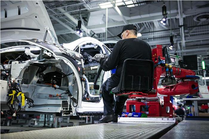 """特斯拉欲将弗里蒙特工厂打造为""""全球最安全车厂"""""""