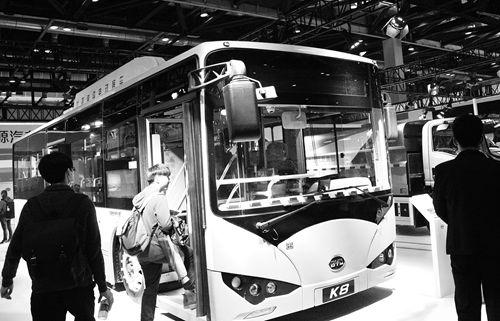 比亚迪在公共交通领域成功推出了公交电动化解决方案