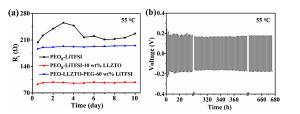 北科大范丽珍Nano Energy: 固态锂电池用PEO/Garnet复合型固体电解质