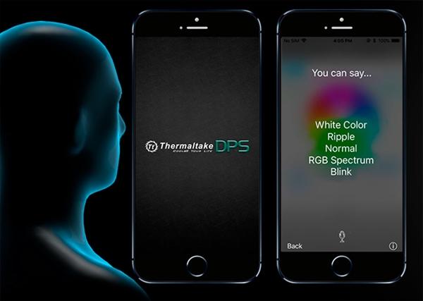 曜越推智能AI电源:支持语音控制