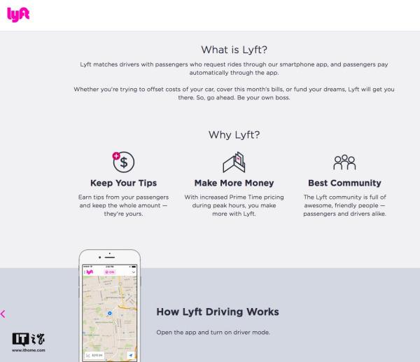 Uber与Lyft提议在城区禁止私人使用自动驾驶汽车