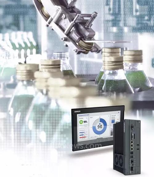 欧姆龙荣获年度制造领袖、年度智能控制产品双料大奖