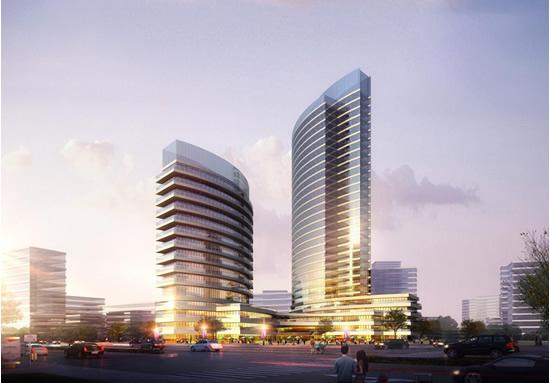 荔波38亿智慧谷项目开工建设 打造智慧城市新地标