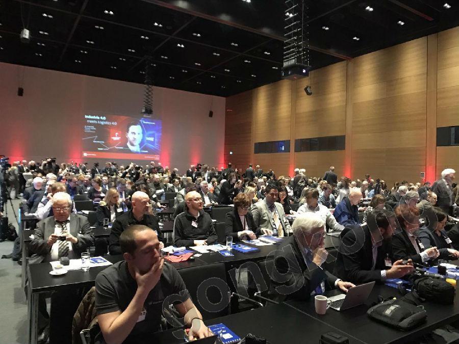 当工业4.0遇上物流4.0,今年的汉诺威工业博览会也许不一样