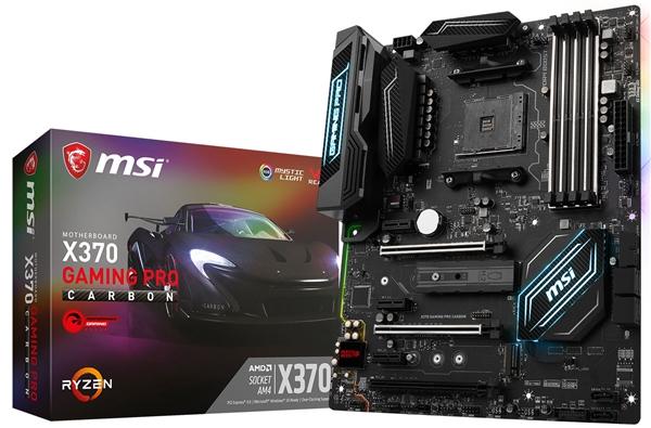 AMD Ryzen桌面APU获BIOS支持:微星300系主板已就绪