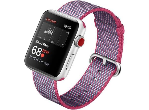 研究显示:苹果Apple  Watch可以检测糖尿病早期征兆