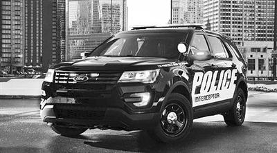 自动驾驶警车申请专利 AI交警开罚单你怕不怕