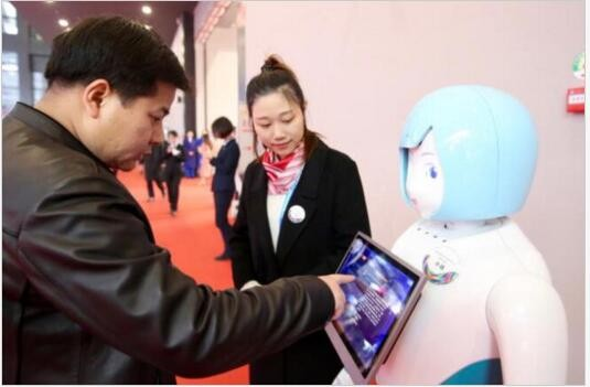 服务机器人市场将迎爆发期 扩大规模仍需应用场景落地