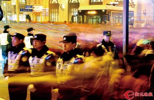 """上海如何应对公共安全领域风险挑战?""""城市大脑""""让管理""""触角""""延伸"""