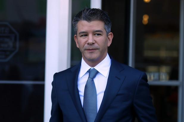 Uber前CEO:从未密谋窃取Waymo自动驾驶机密