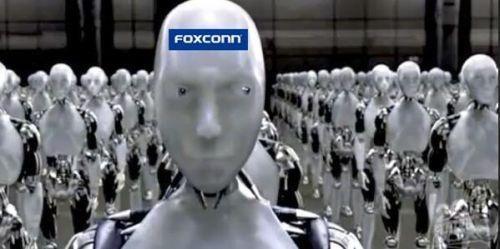 富士康发展机器人代工 旗下群创光电将裁10000人
