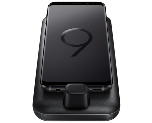 三星将推DeX Pad扩展坞:S9秒变PC 还能当触摸板