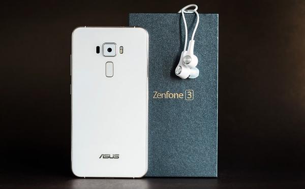 华硕ZenFone 5曝光:异形全面屏+背部指纹