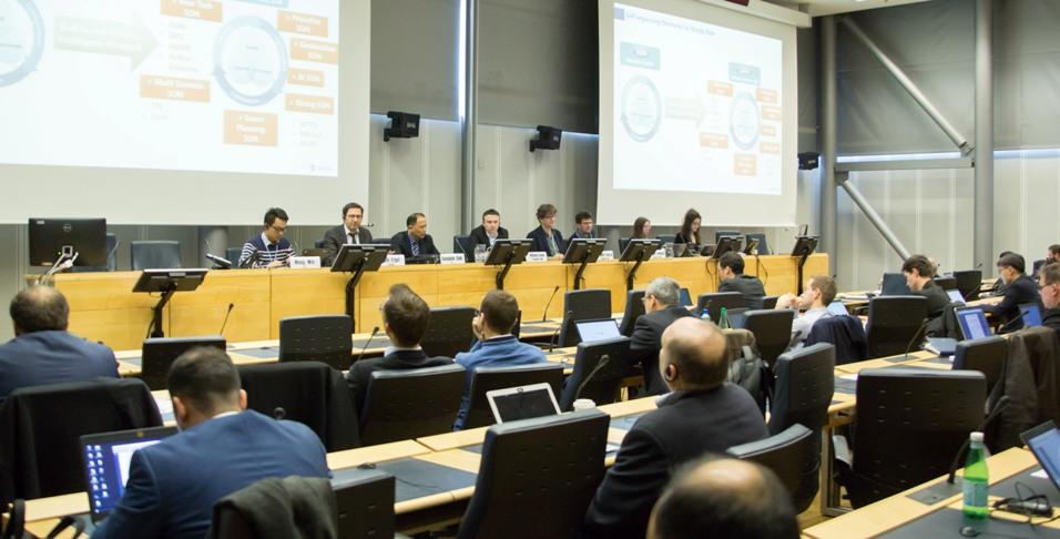 ITU-T成立未来网络-机器学习焦点组