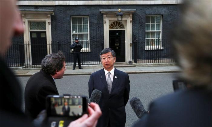 贸易问题不解决 日本车企集体退出英国?