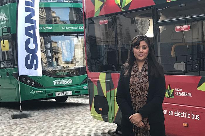 英国政府投资5560万美元 鼓励使用低排放巴士
