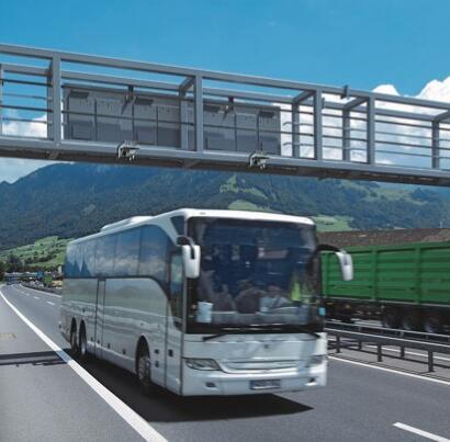 西克推出TIC502激光雷达交通管理和预警系统