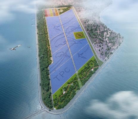 台电将建台湾最大的太阳能光伏电站,占地140公顷
