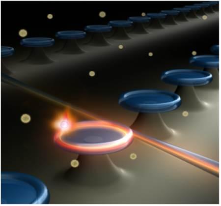 """研究团队利用""""两面镜子""""创造出负质量粒子 可用于构建低功耗激光器"""