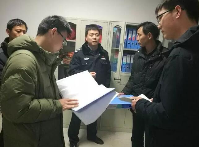 邓州市公安局深入中心城区调研视频监控建设应用工作