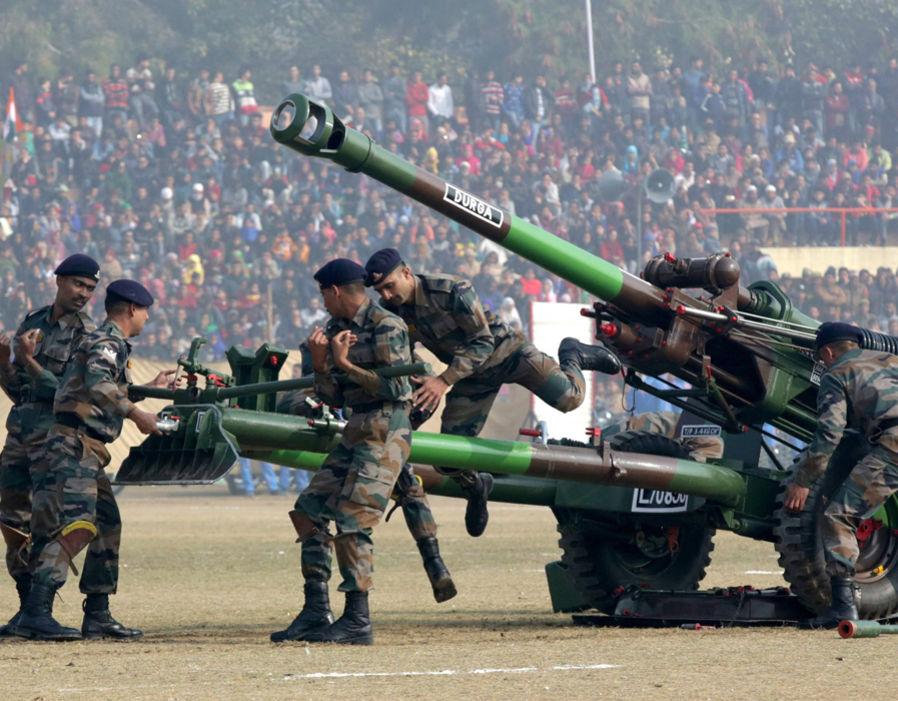 日本印度欲联手制造机器人士兵 外媒称意在对付中国