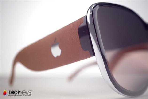 苹果智能眼镜概念图曝光:超酷炫但要等两年