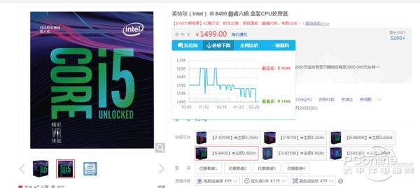 8代酷睿和锐龙争当跳水王,CPU市场的黄金时期