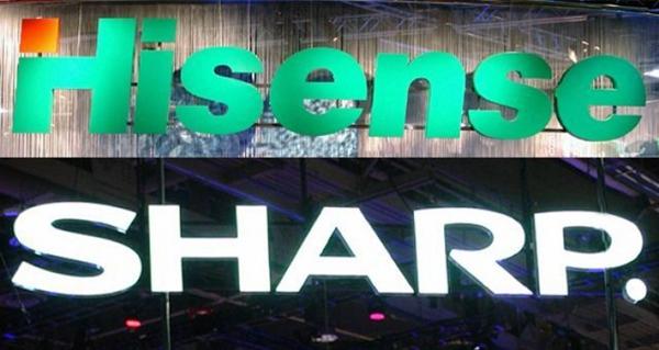 夏普撤销对海信的商标使用权诉讼