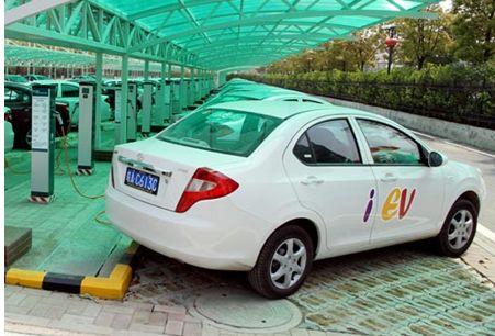 电动汽车充电站将提供餐饮、文化健身等便民服务