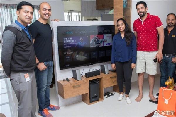 红米Note 5 Pro和小米电视4印度销量火爆