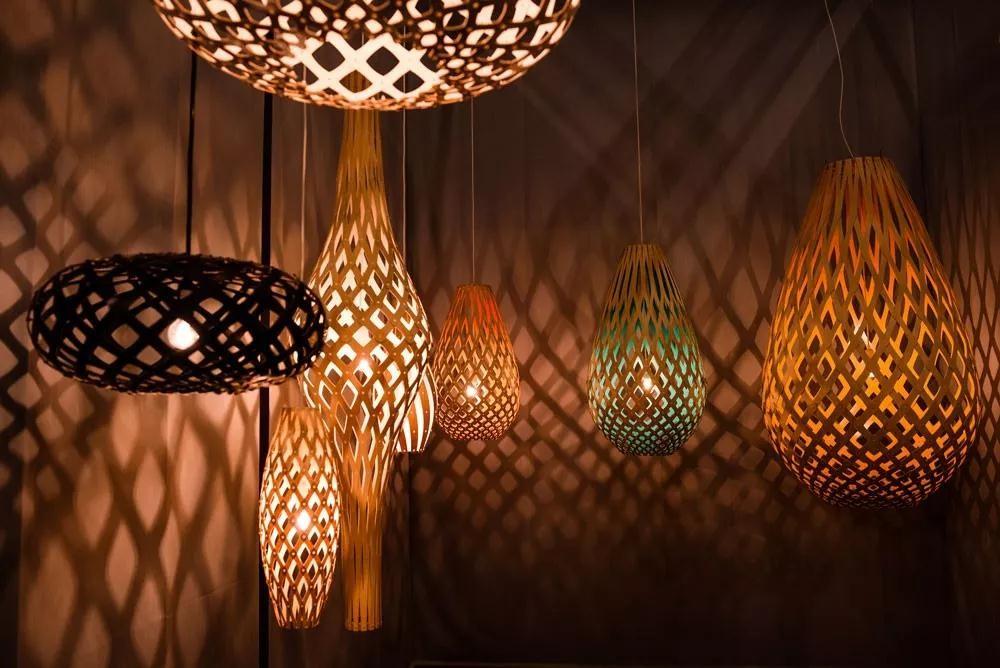 2018斯德哥尔摩设计周上那些令人眼前一亮的照明新品