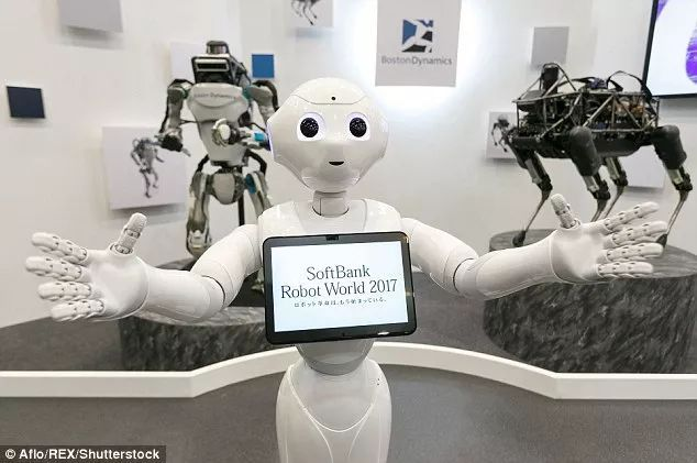 专家警告:机器人应该植入芯片以防谋杀人类