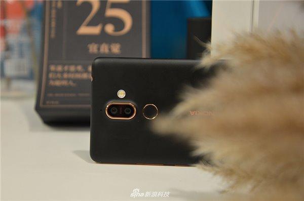 诺基亚7 Plus上手图赏:尽享全面屏之美