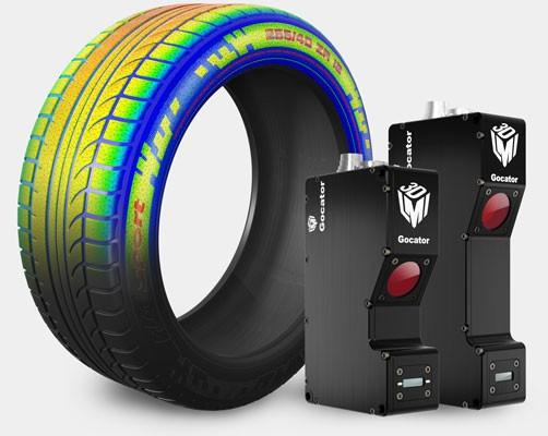 LMI Technologies发布Gocator三维智能传感器 用于橡胶和轮胎行业