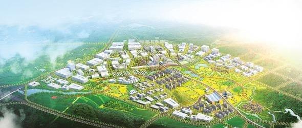 中韩惠州产业园首个韩企项目 要建半导体设备