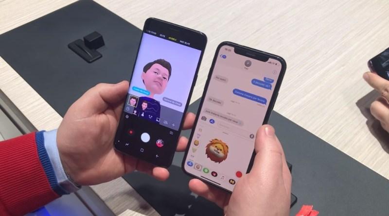 S9 的 AR Emoji 是在模仿 iPhoneX 的 Animoji?听听三星怎么说