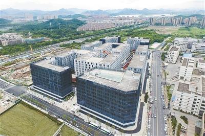 """人工智能、医药制造、新能源产业 赋能杭州""""智造"""""""